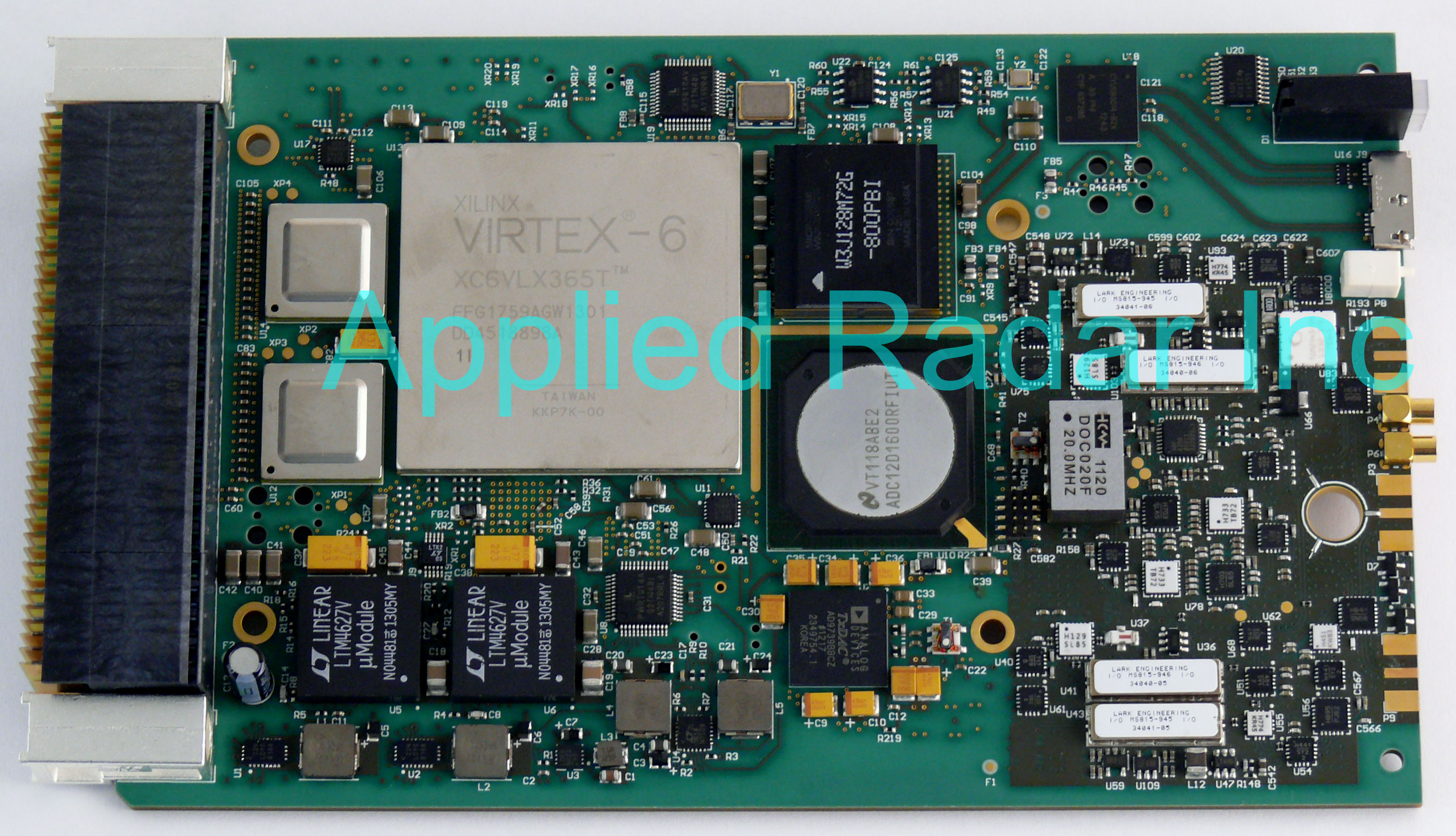 Digital Transceivers – Applied Radar, Inc